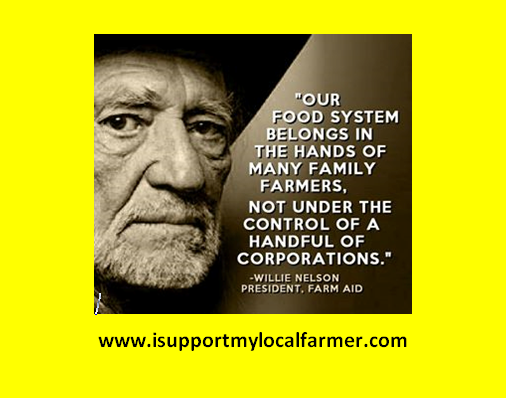 support family farmers